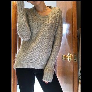 Victorias Secret Cable Knit Sweater